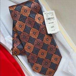 Auth Zenga 100% Silk Tie | Made in Italy 🇮🇹